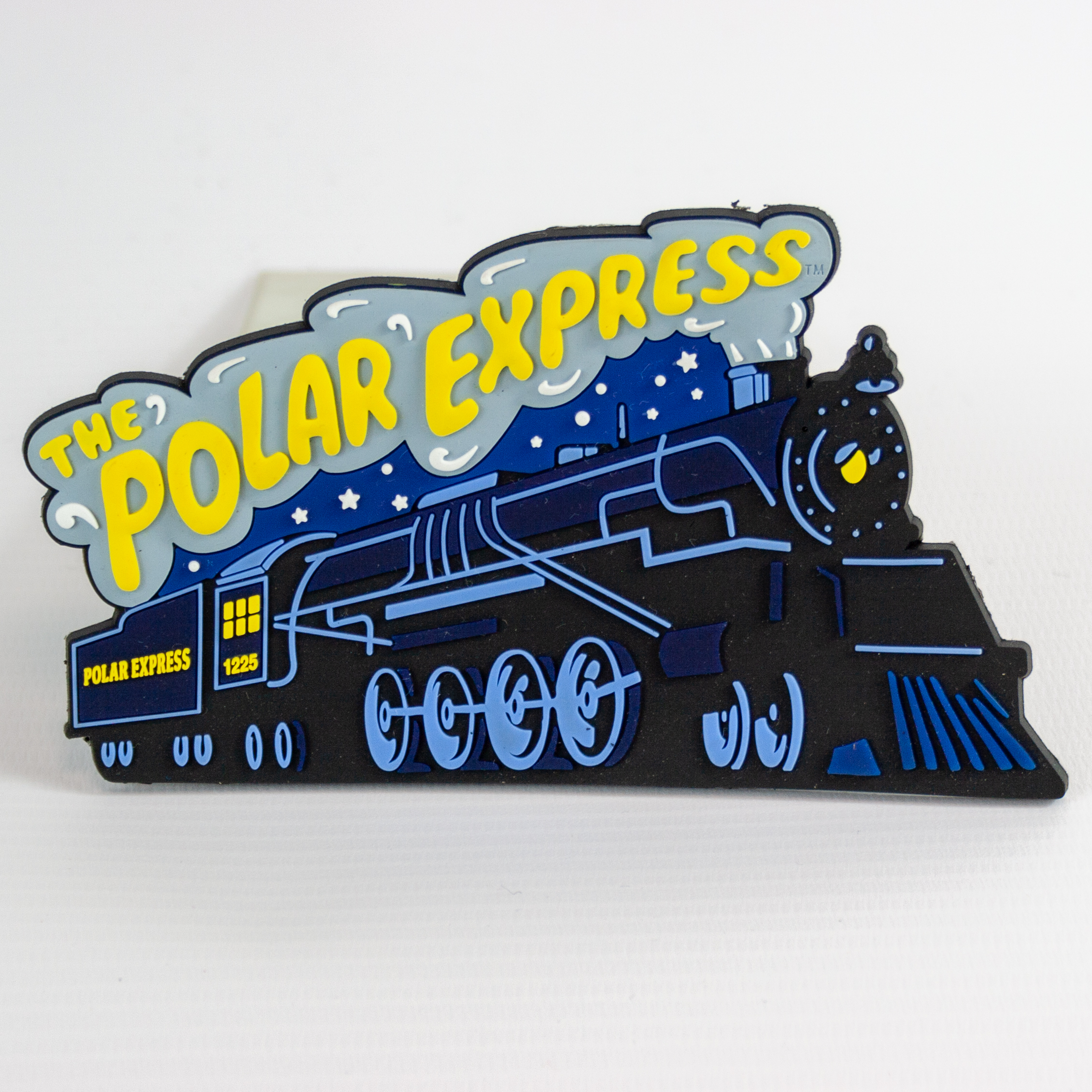 THE POLAR EXPRESS™ Train with Smoke Magnet
