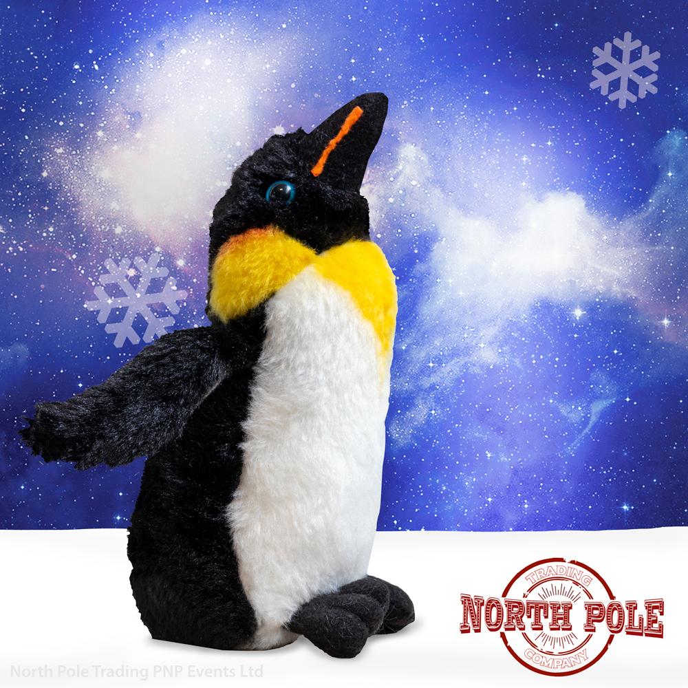 Penguin - Soft Toy