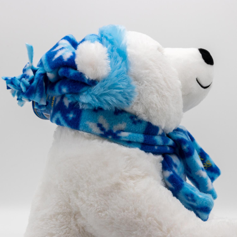 THE POLAR EXPRESS™ Polar Bear with Hat & Scarf