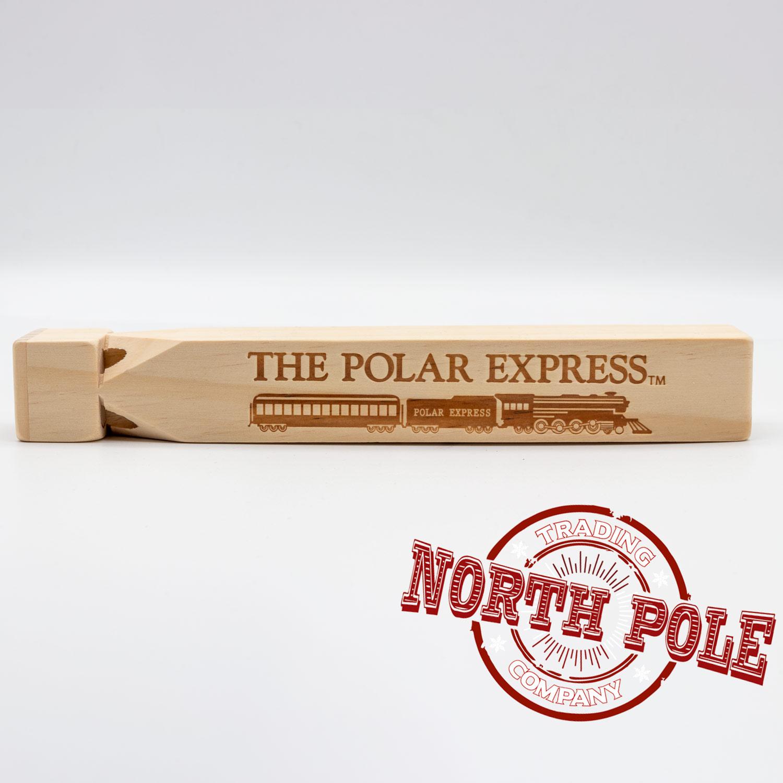 THE POLAR EXPRESS™ Wood Train Whistle