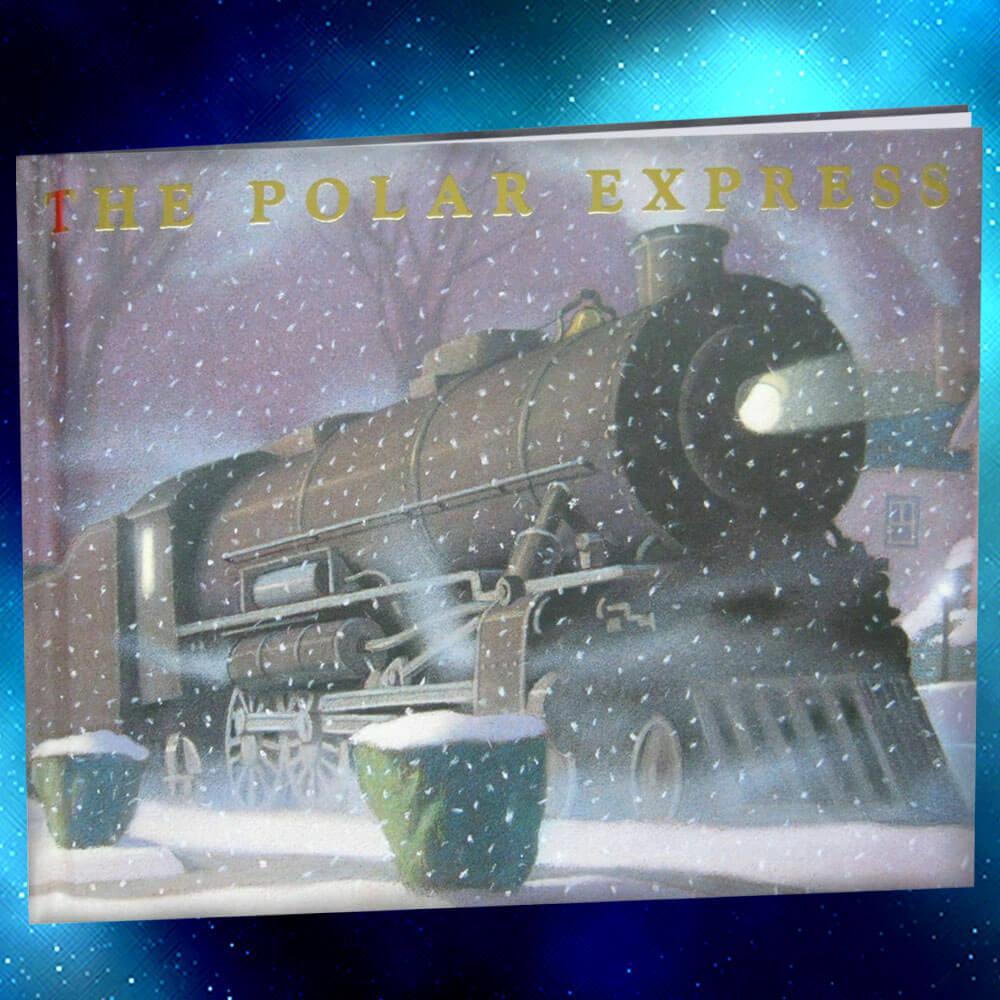 The Polar Express Book - Hardback