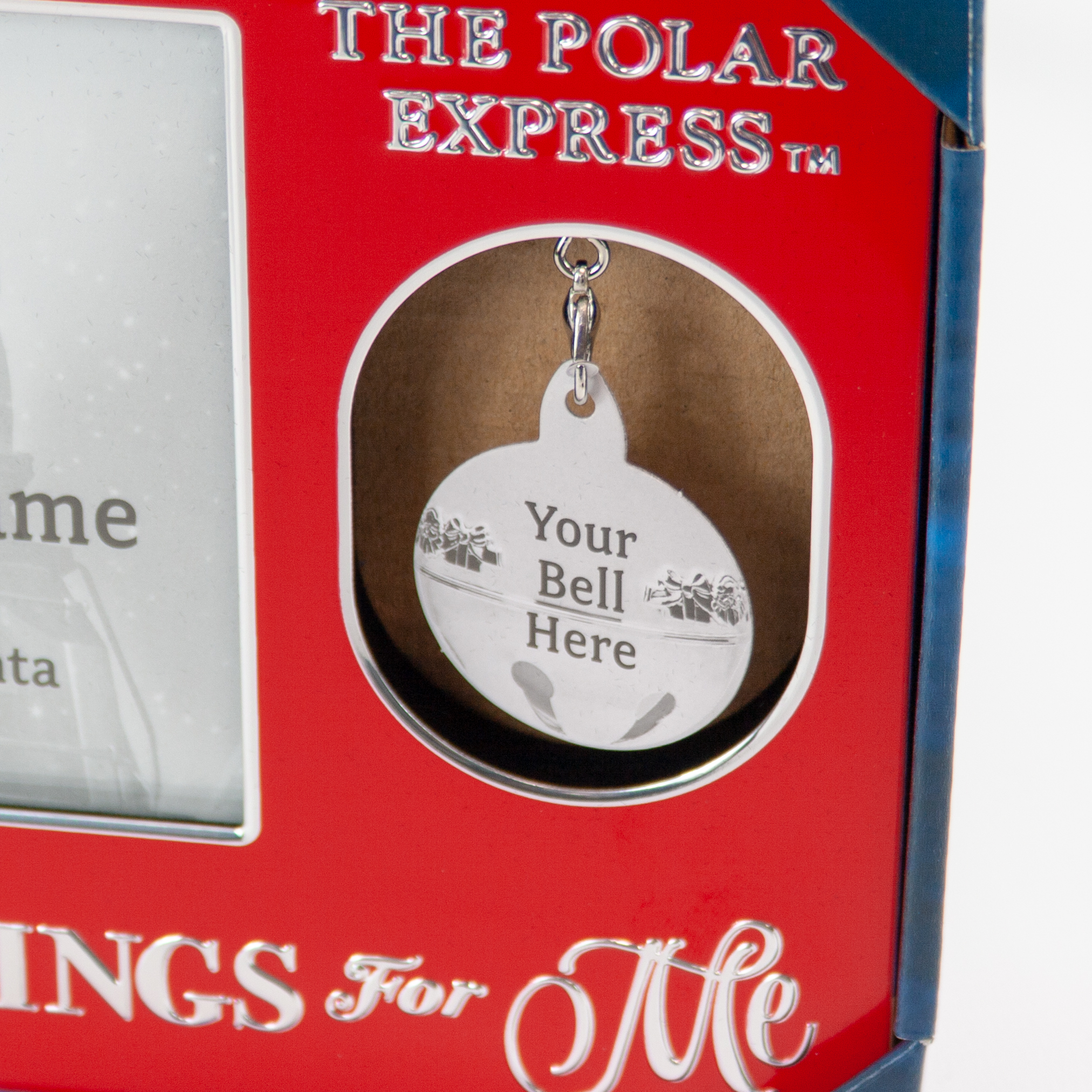 THE POLAR EXPRESS™ Jingle Bell Display Frame