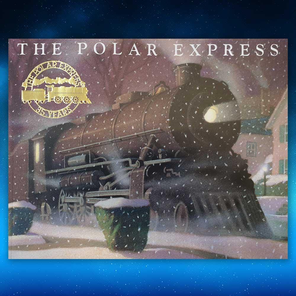 The Polar Express Book -  Paperback
