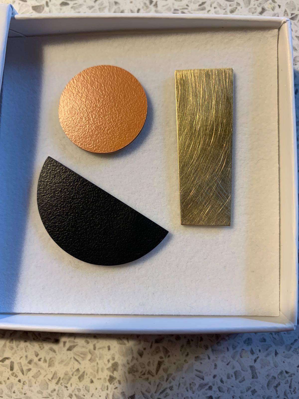 Tom Pigeon - Balance Pin Set