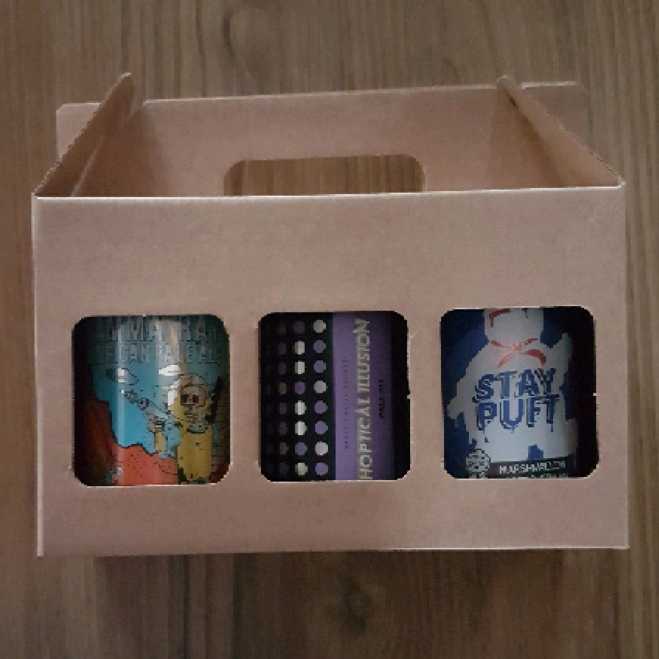 Gift box small can