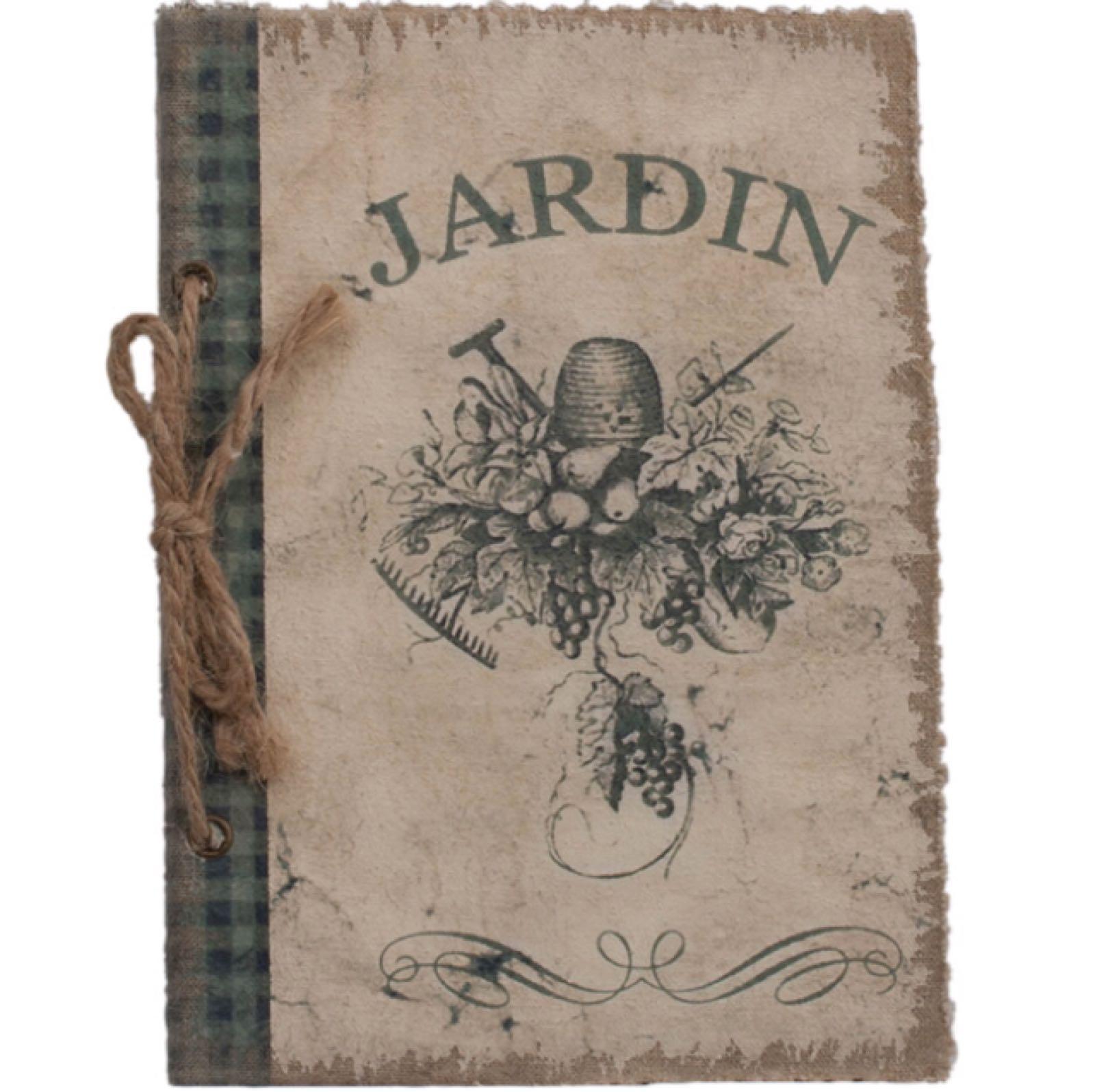 Noteringsbok | Jardin