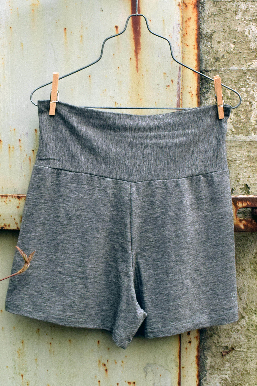 Shorts og singlet m/ull (50 % rabatt)