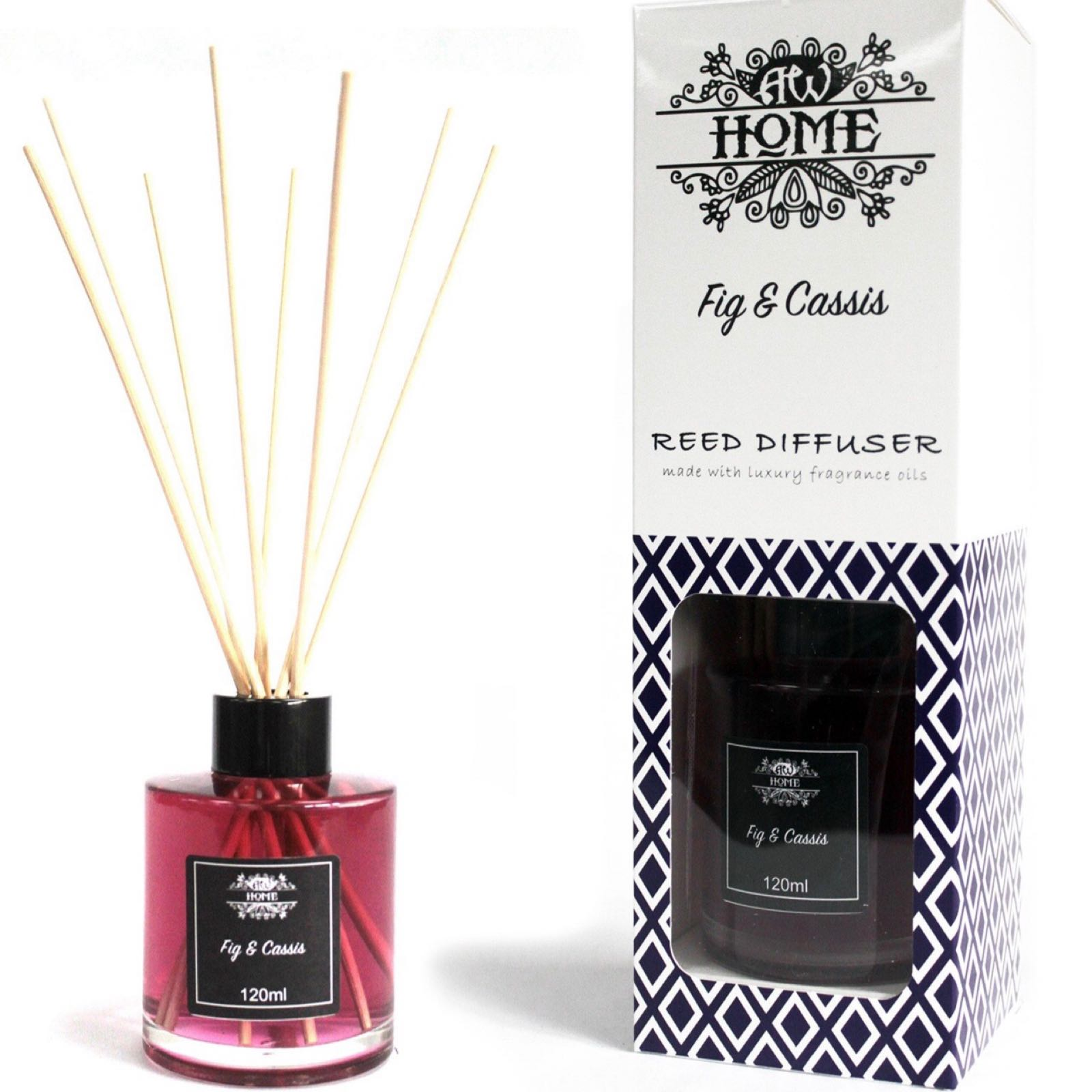 'Fig & Cassis' Reed Diffuser (Was £13.00)