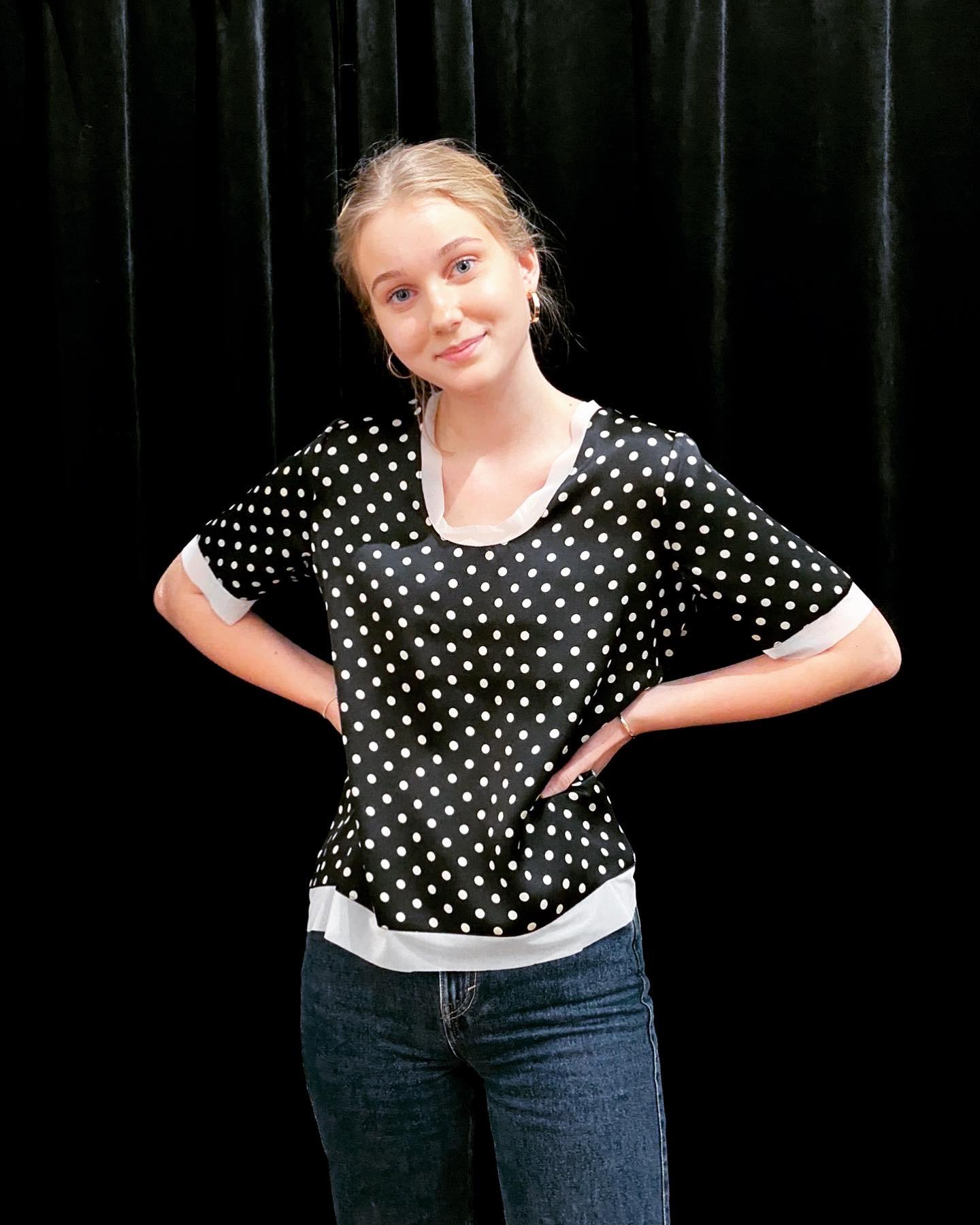 Helena Siden T-shirt