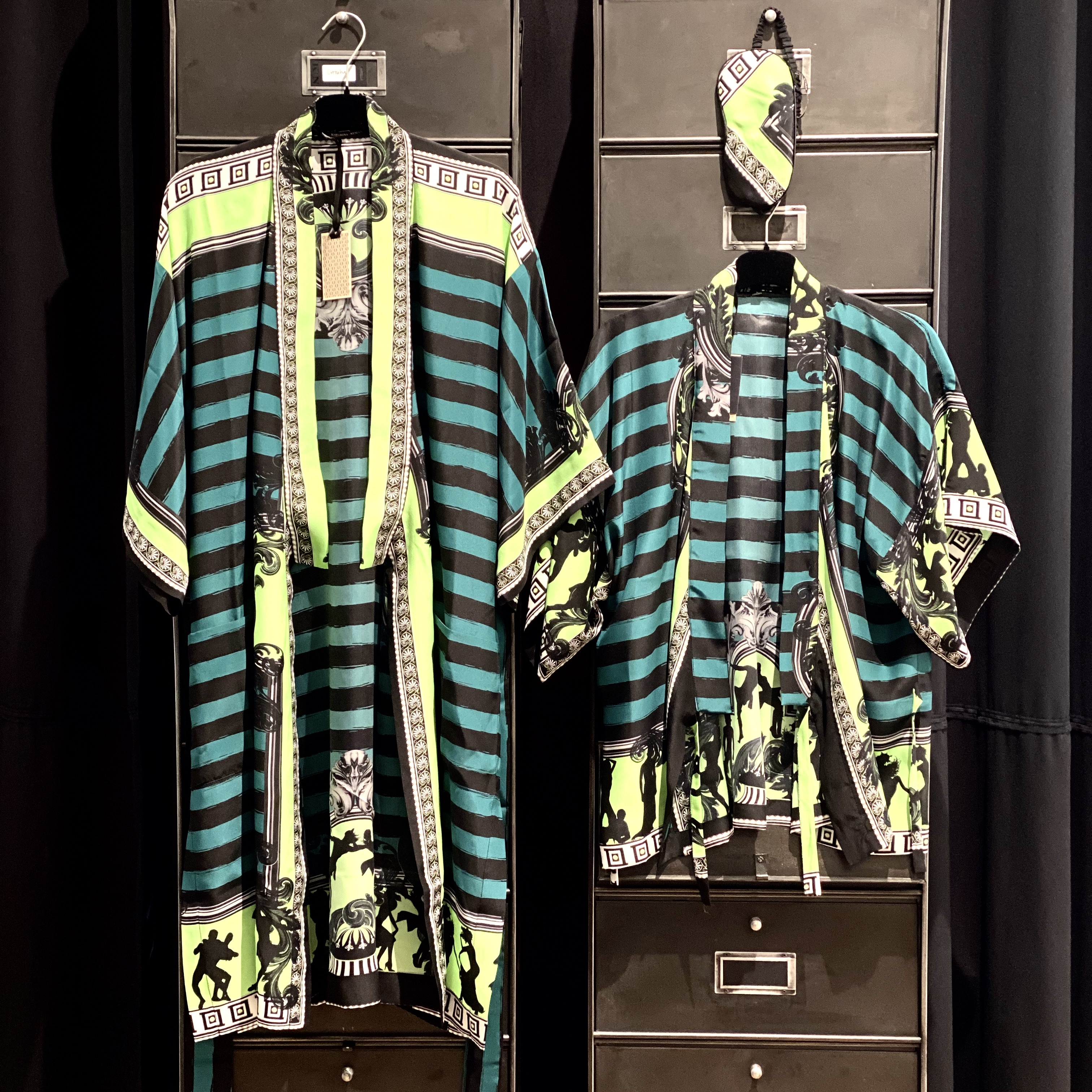 Kim lång kimono