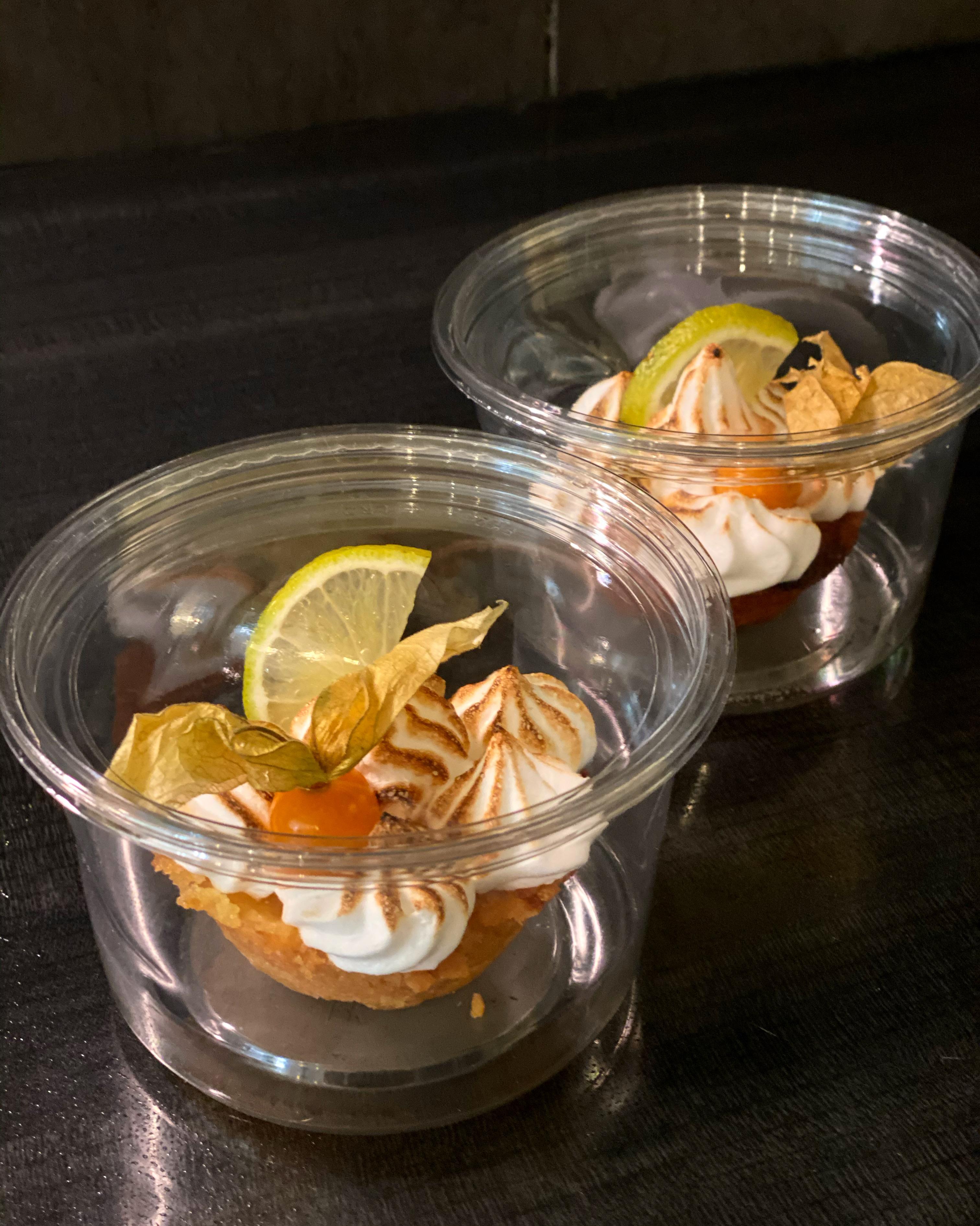 Citron & Lime Marängpaj (liten)
