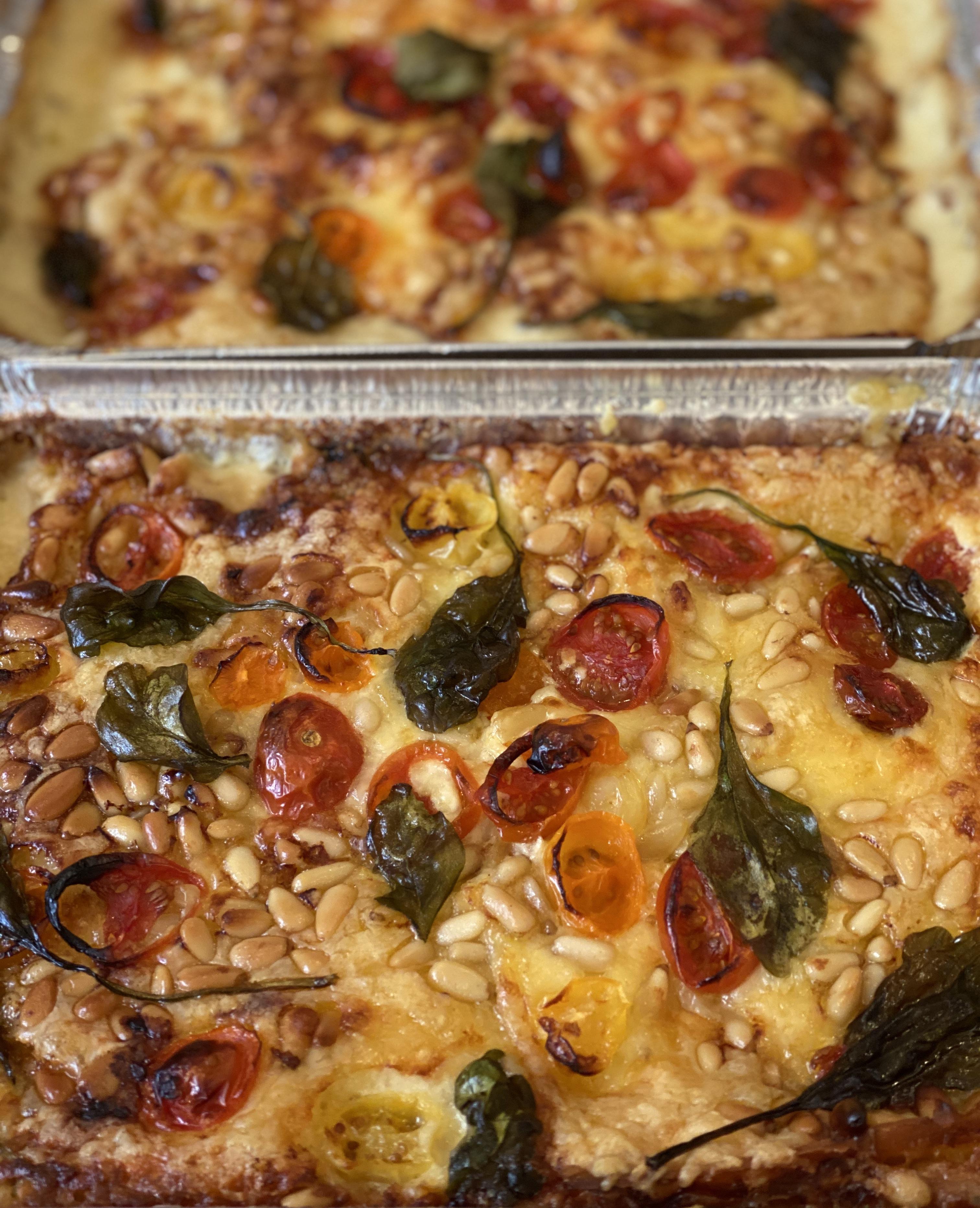 Kny´s vegetariska lasagne