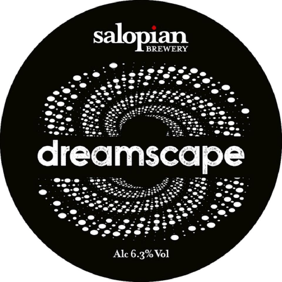 Salopian Dreamscape 1ltr + bottle