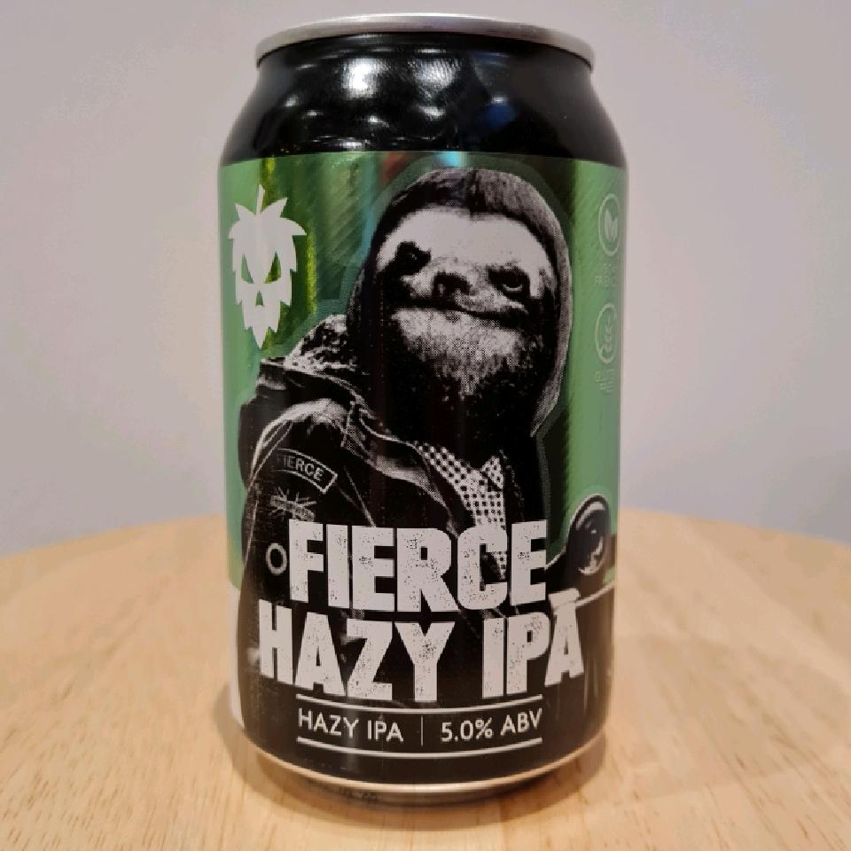 Fierce Hazy IPA GF