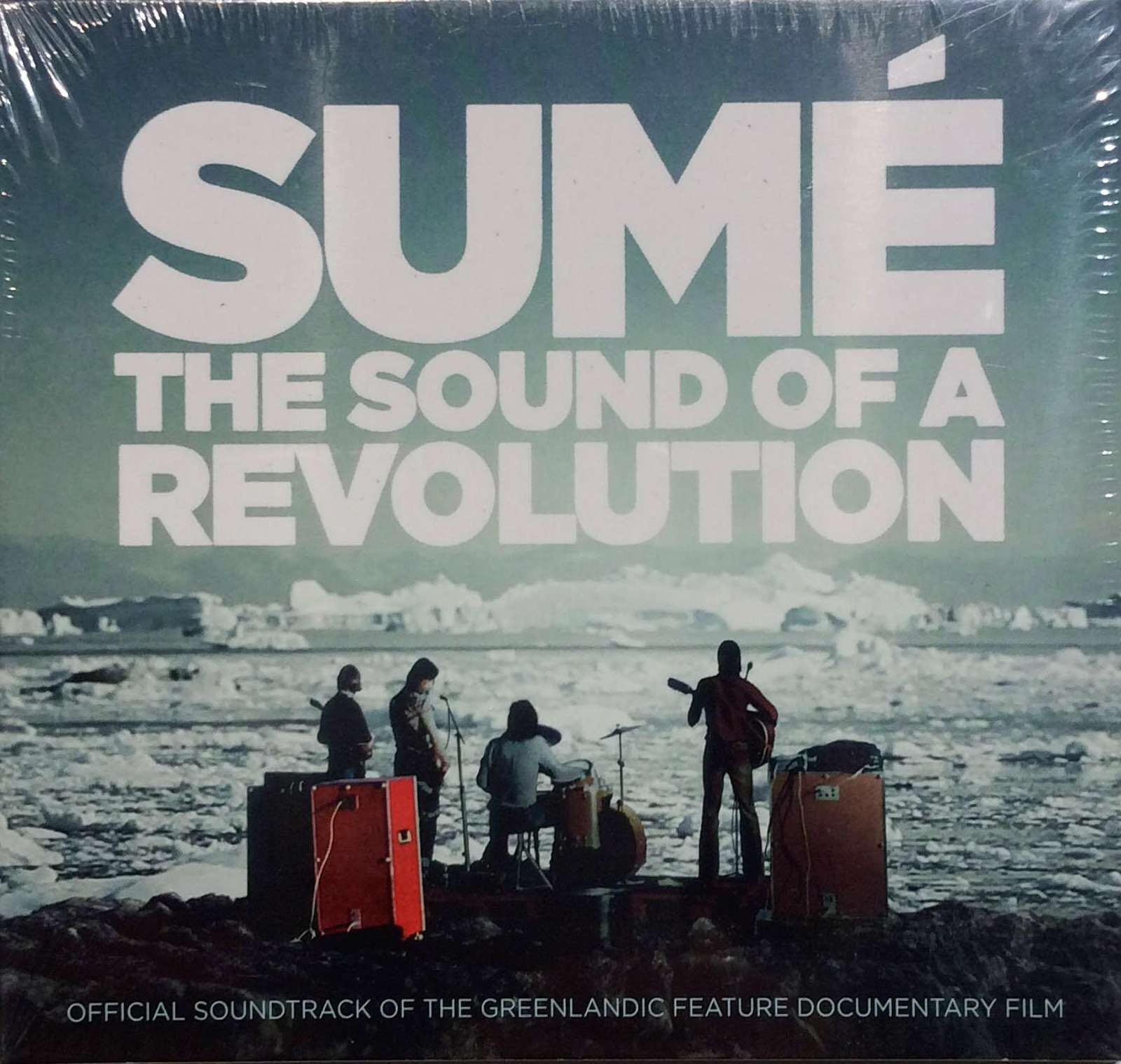 Sumé, The Sound of a Revolution. CD