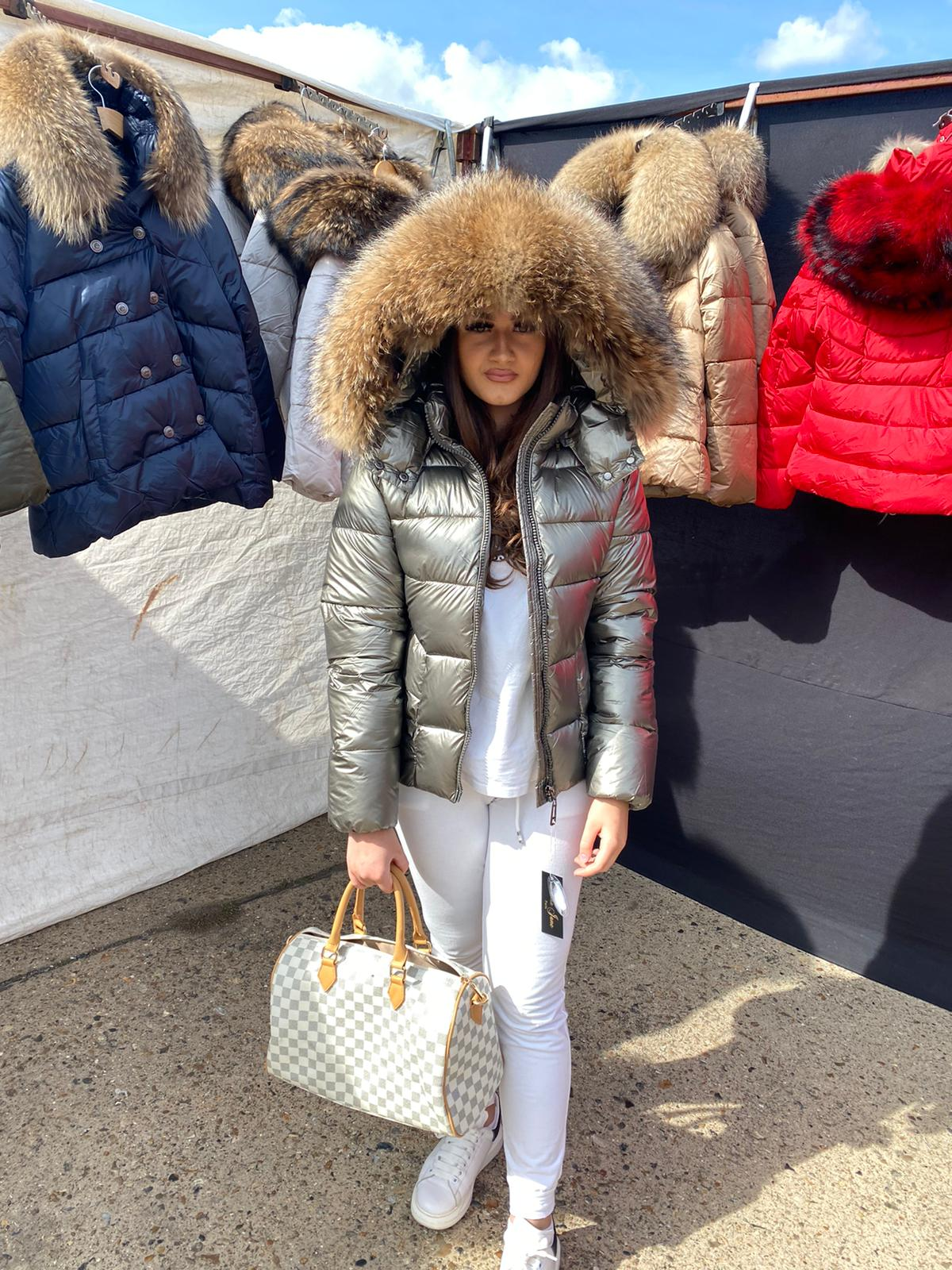 Laura Jane Paris 'Mont Blanc' Coat M/N