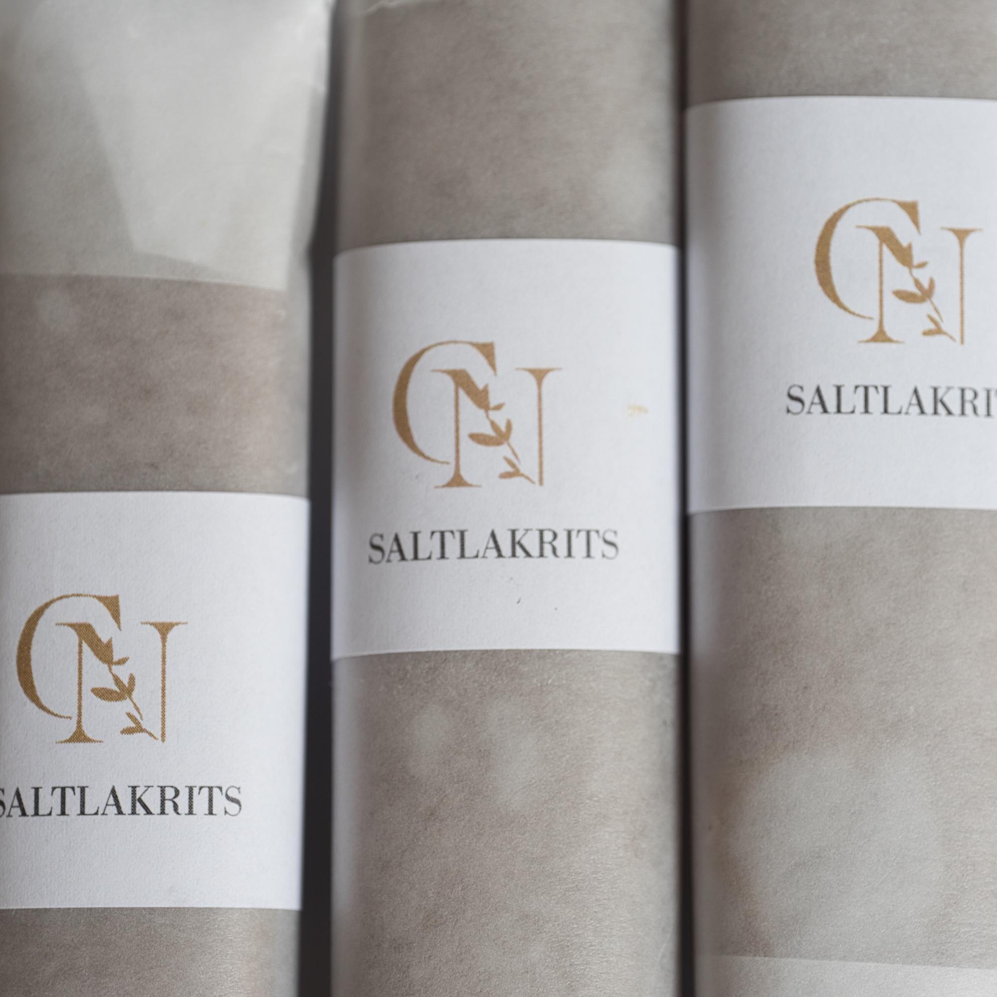 Saltlakrits Kolastång