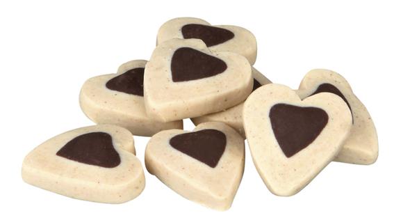 Soft Snack Happy Hearts 500g plasthink