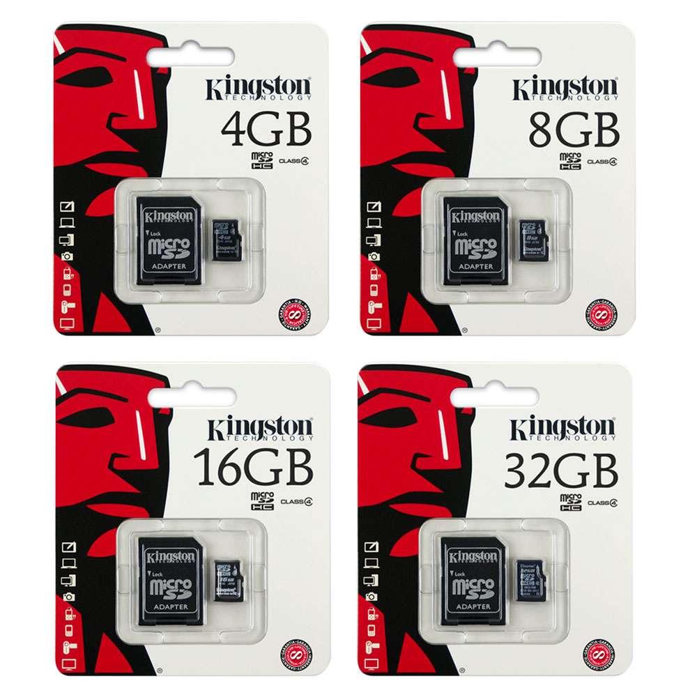 Kingston Micro/SD Card Kit