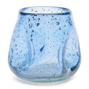 """""""Blue Bubble"""" Windlicht, verschiedene Varianten"""