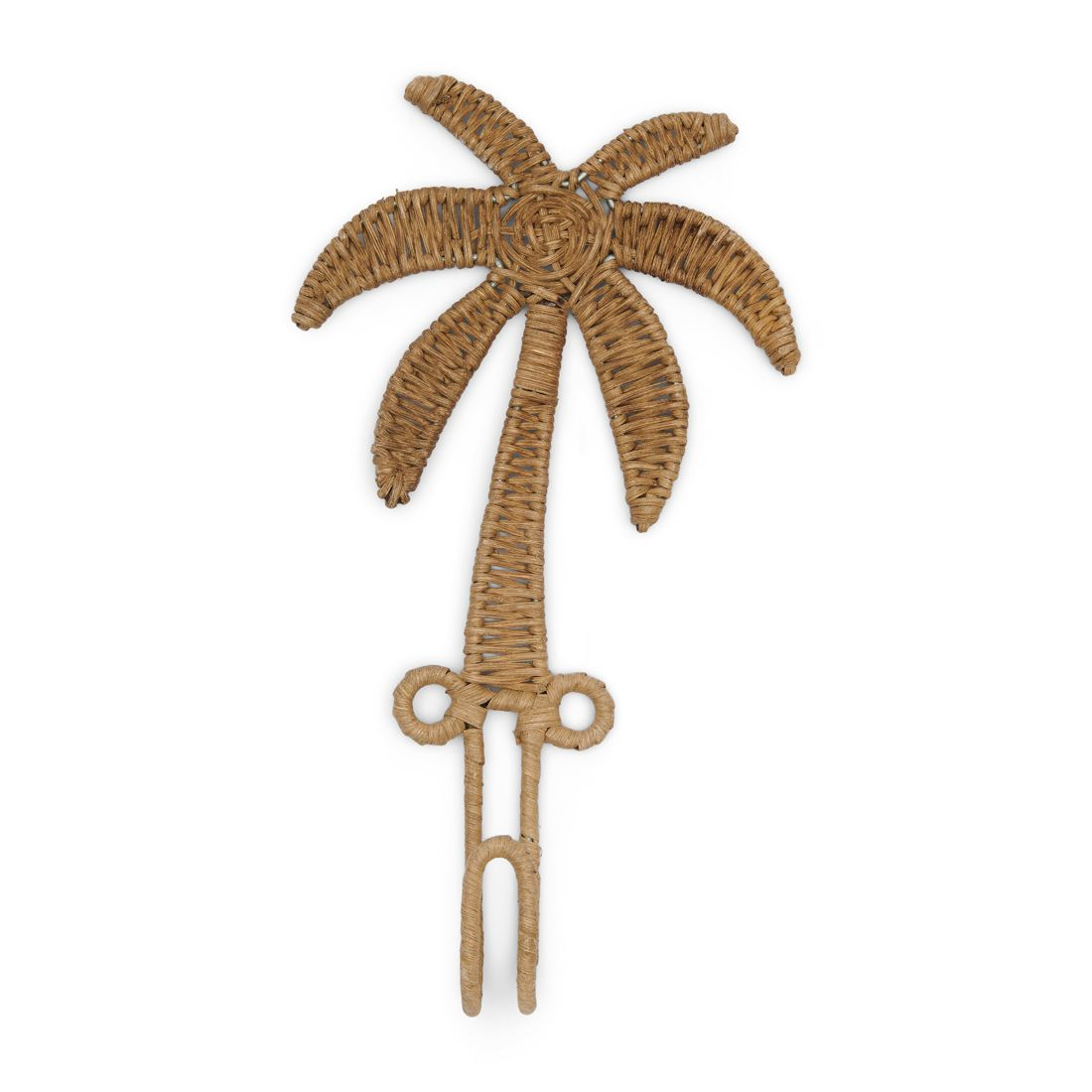 Rüstig Rattan Tropical Palm Haken