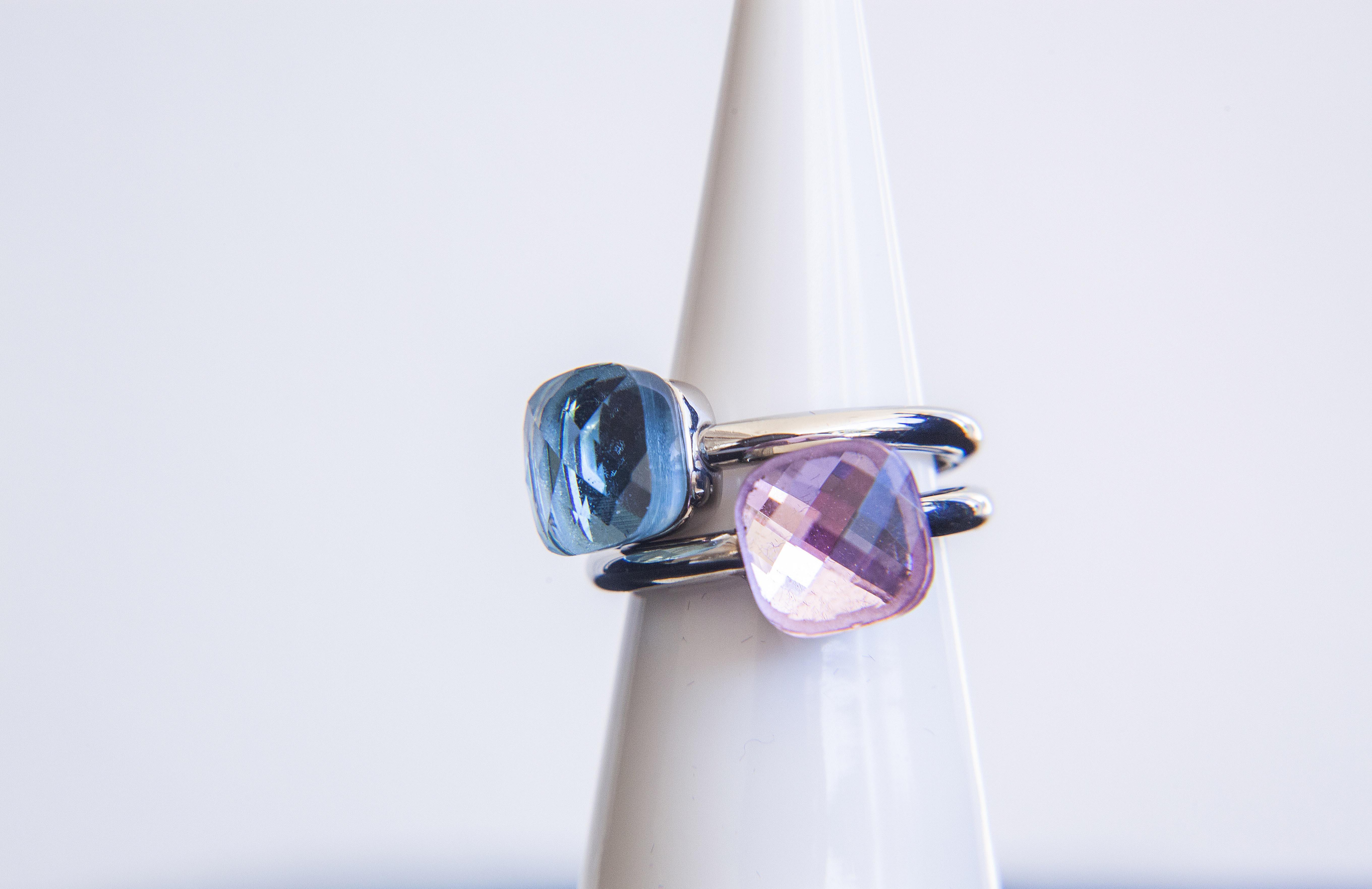 Bestseller: SteenStoneCollection - Ring silberfarben, verschiedene Farbe, XXS, XS, S