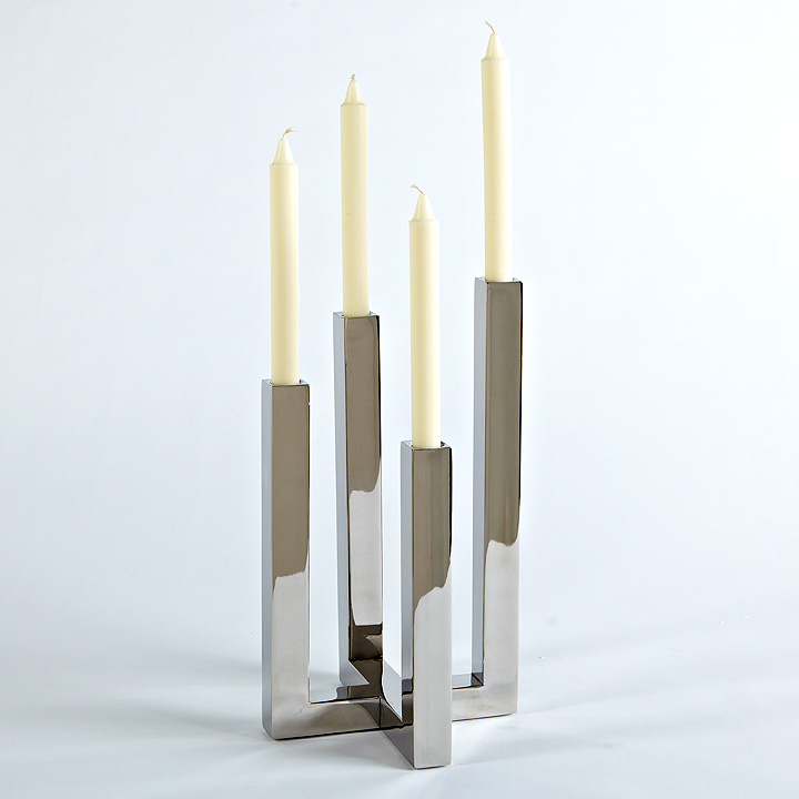 Moderner Kerzenleuchter