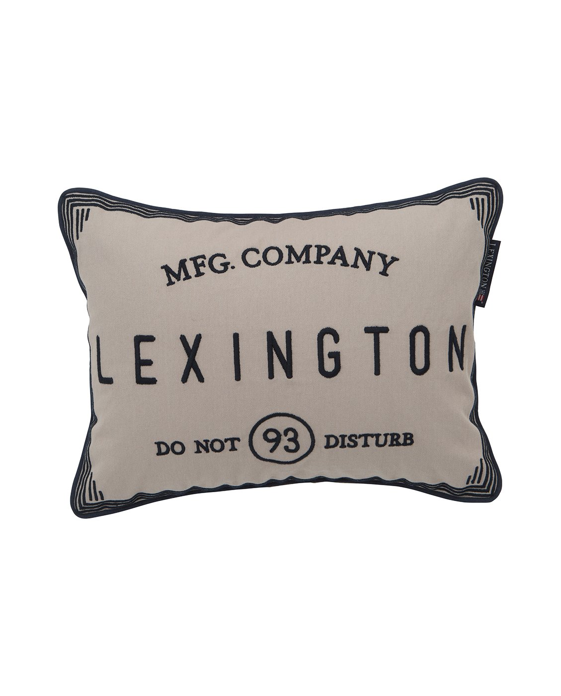 "Kissen ""Do not disturb"" von Lexington"