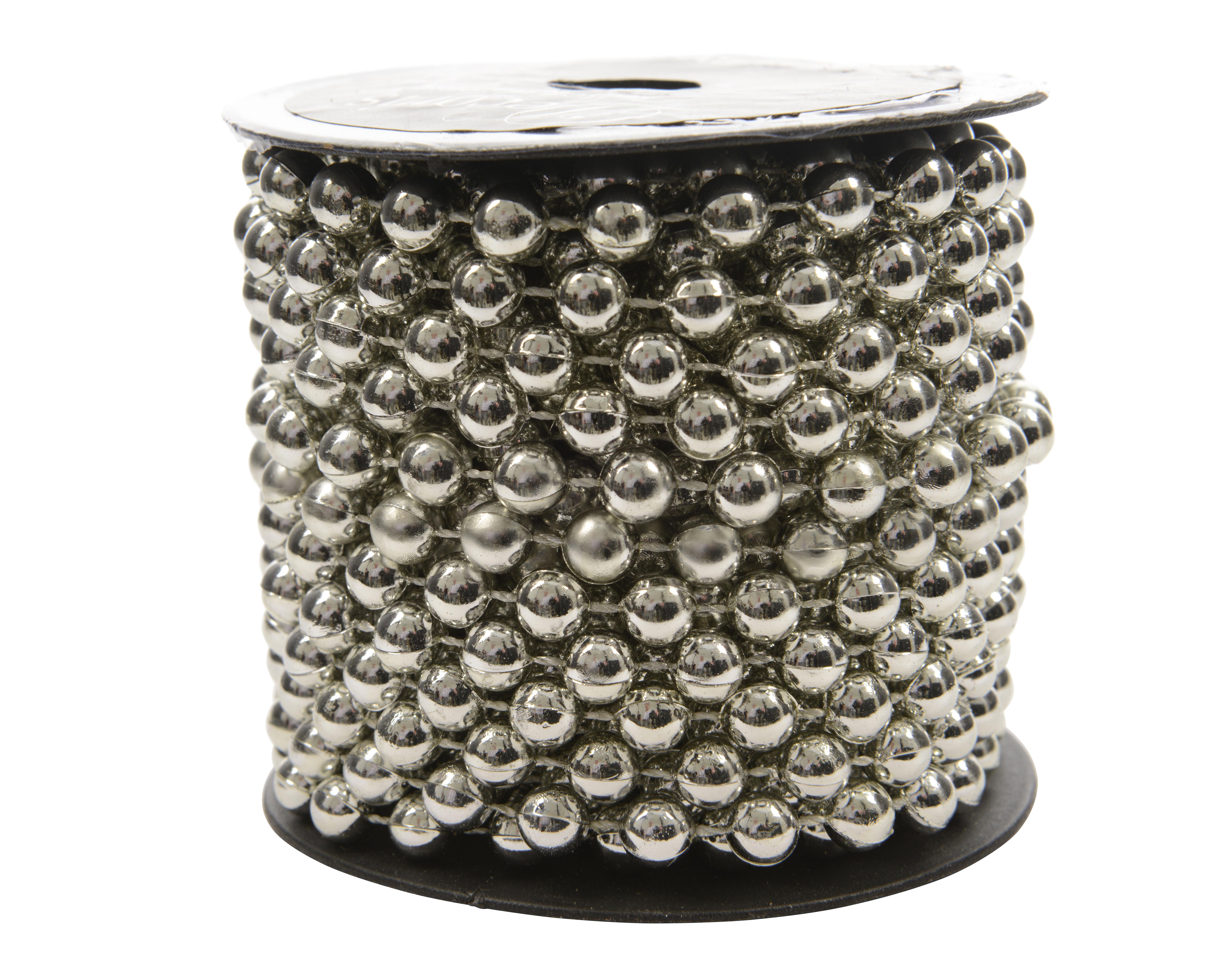 Deko Perlenkette-Rolle