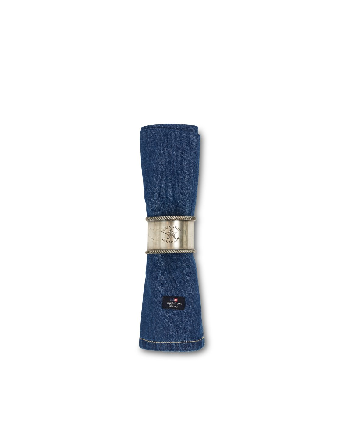 Servietten aus Jeans von Lexington