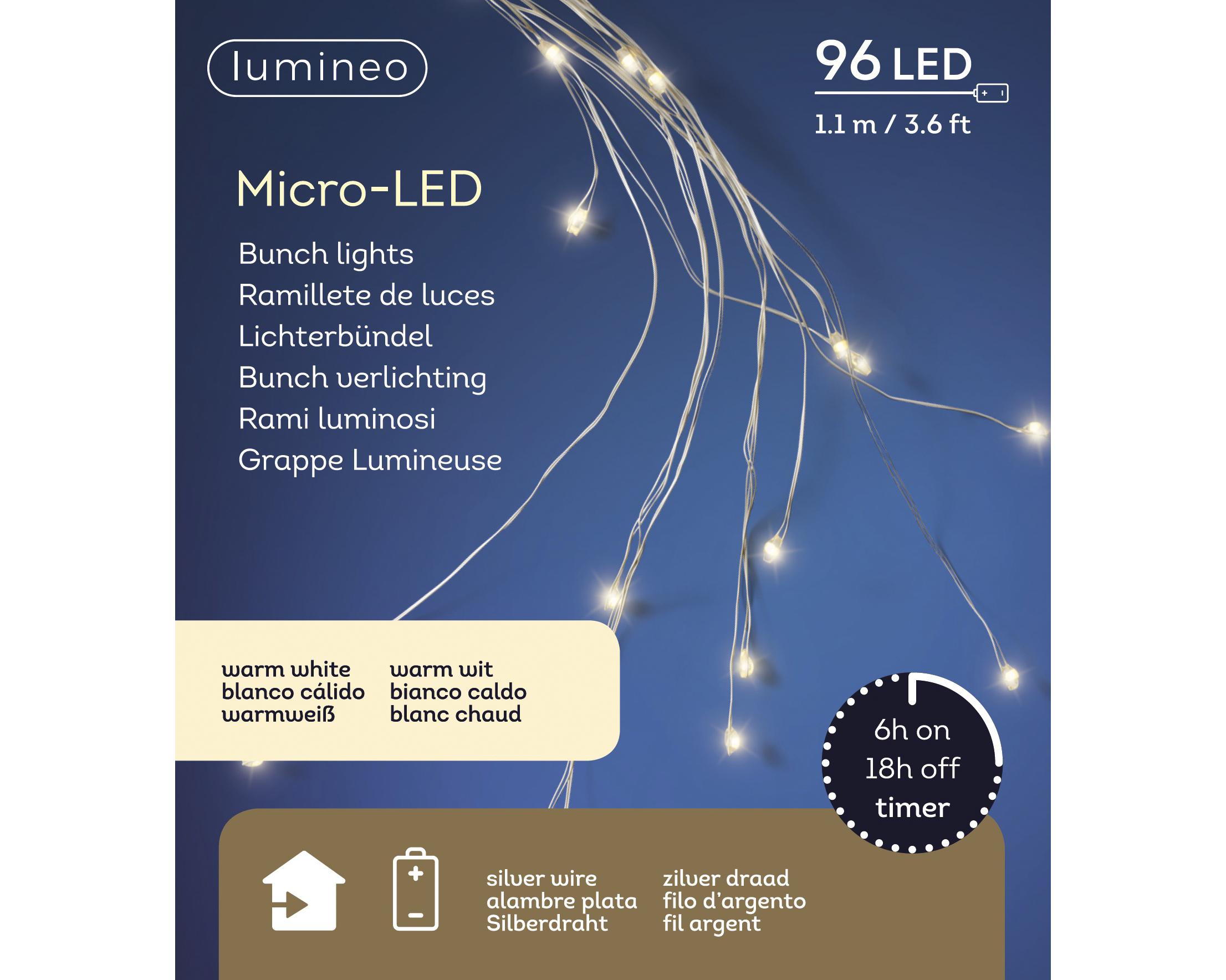 LED Lichtbündel, indoor
