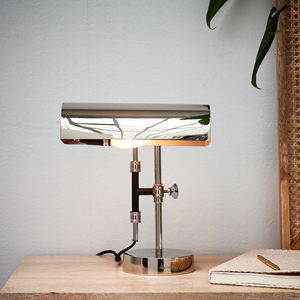 Edle Schreibtischleuchte
