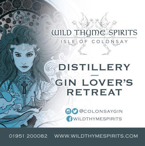 Wild Thyme Spirits Ltd
