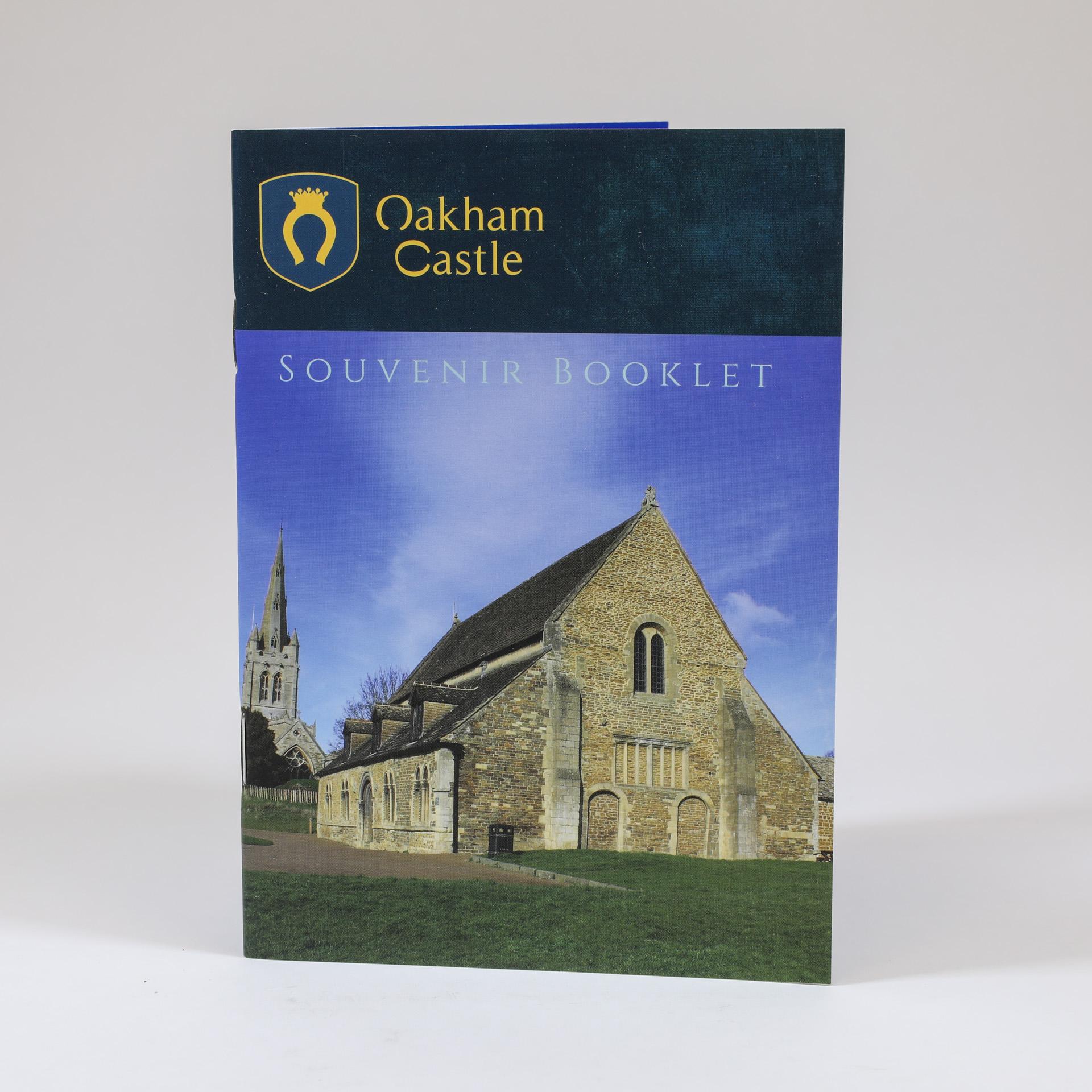 Oakham Castle Souvenir Guide
