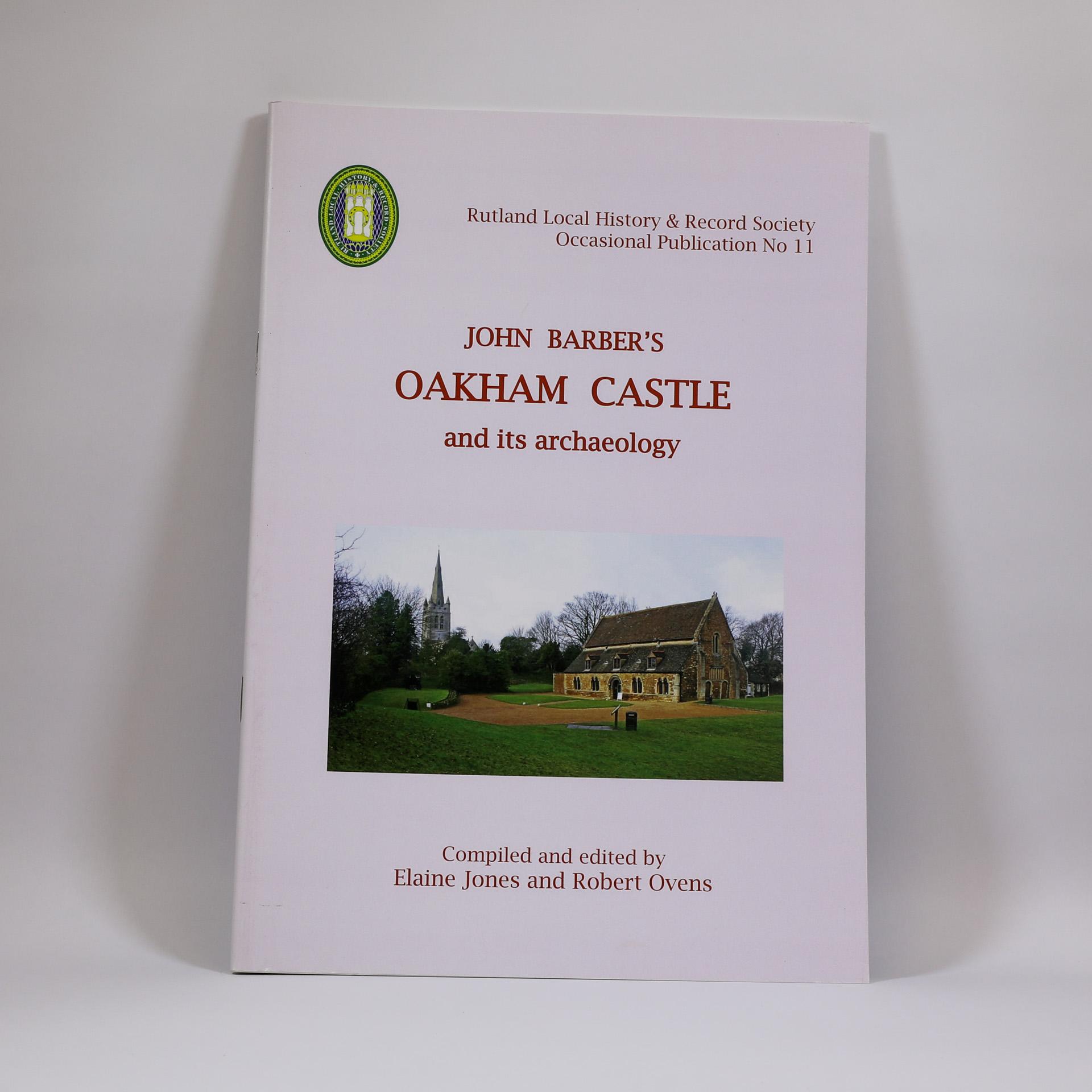 John Barber's Oakham Castle