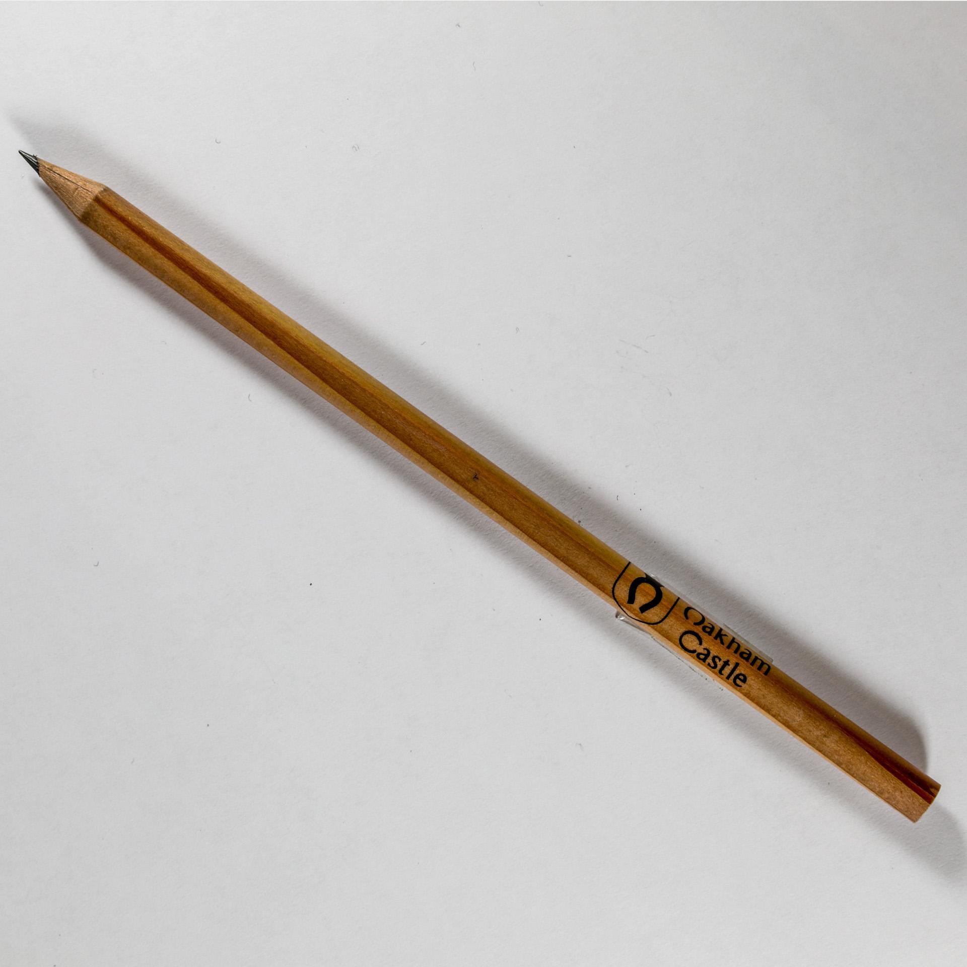 Oakham Castle Pencil