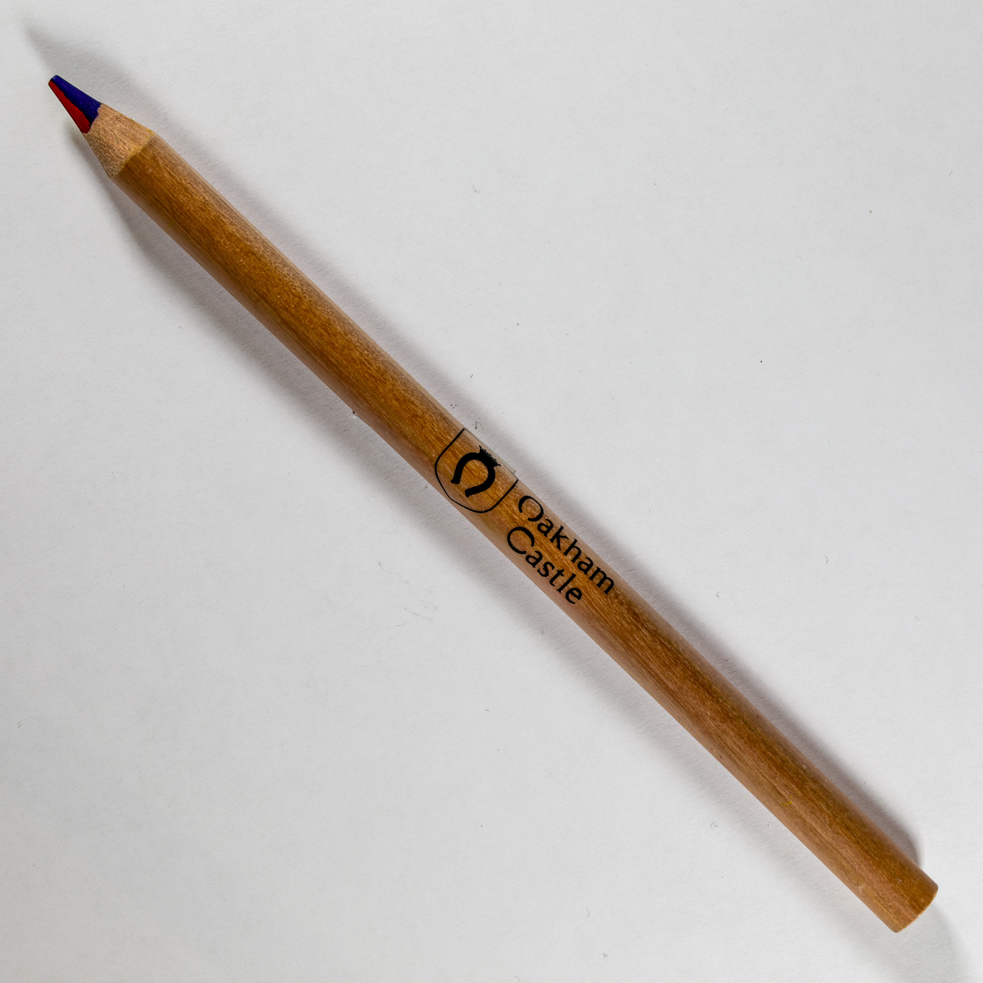 Oakham Castle quad pencil