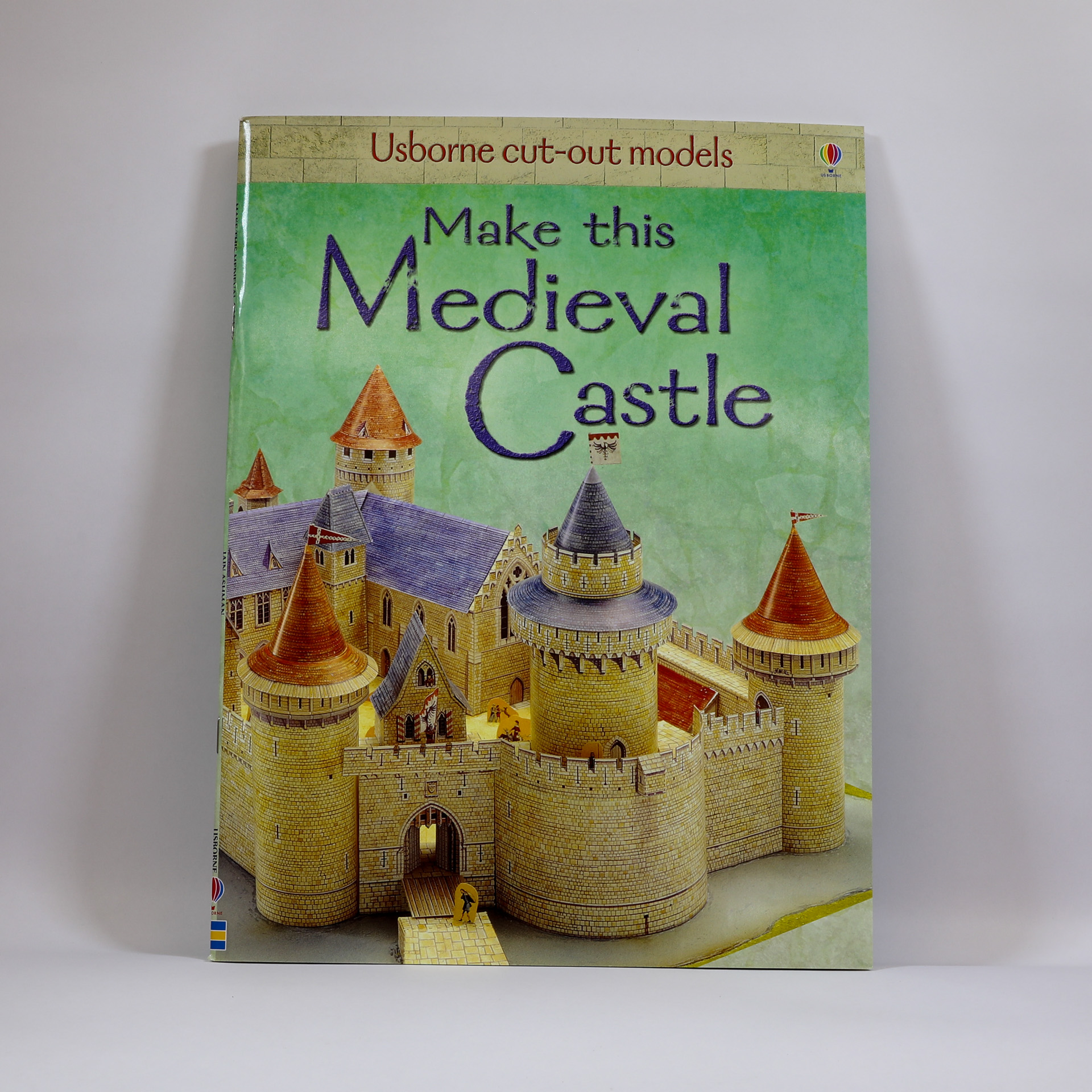 Make this Medieval Castle
