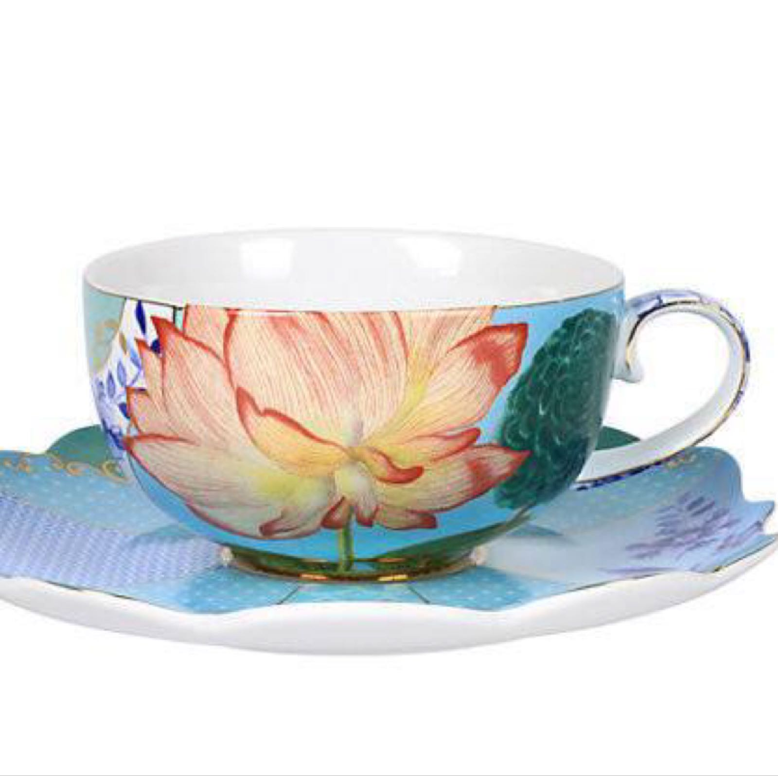 Pip studio royal pipland tea cup and saucer