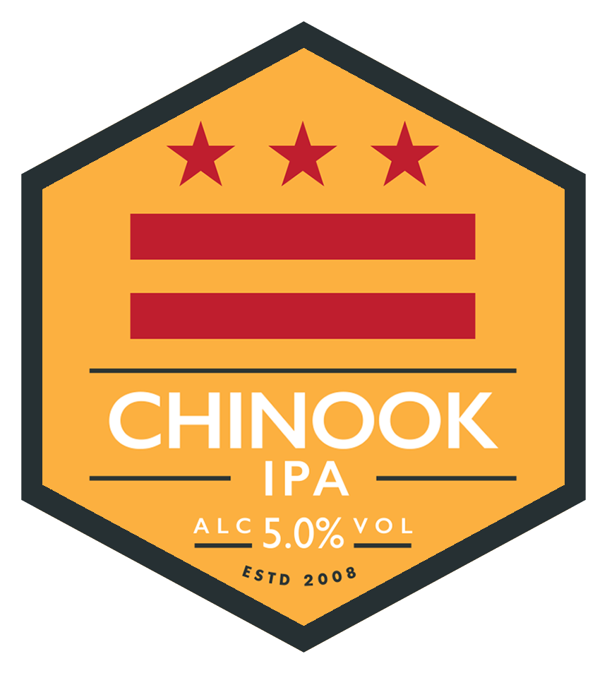 Chinook Mini Keg