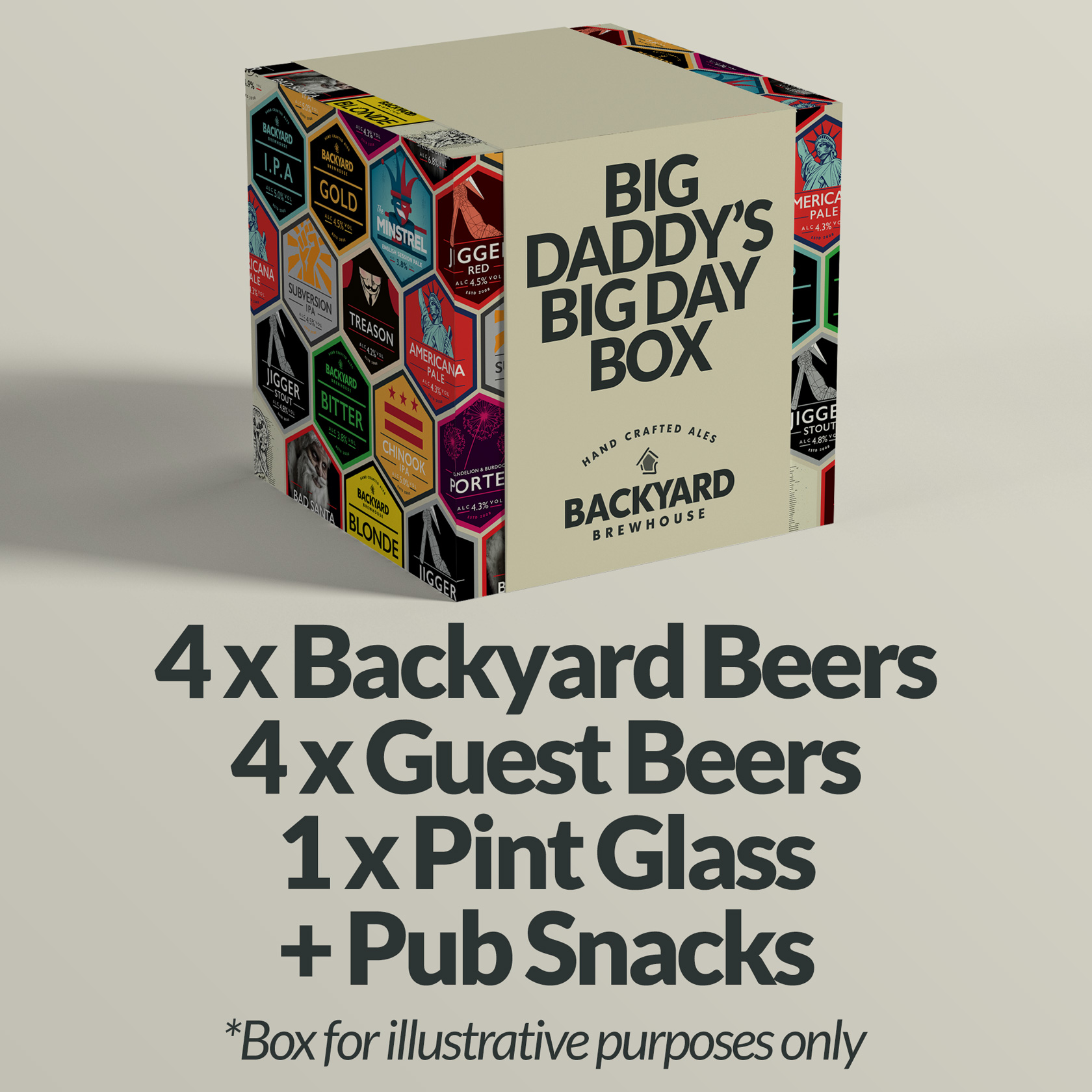 Big Daddy's Big Day Box