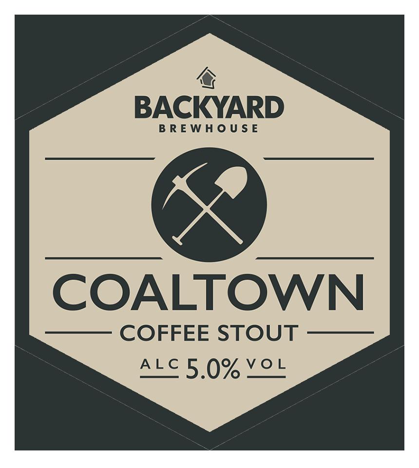 CoalTown Mini Keg