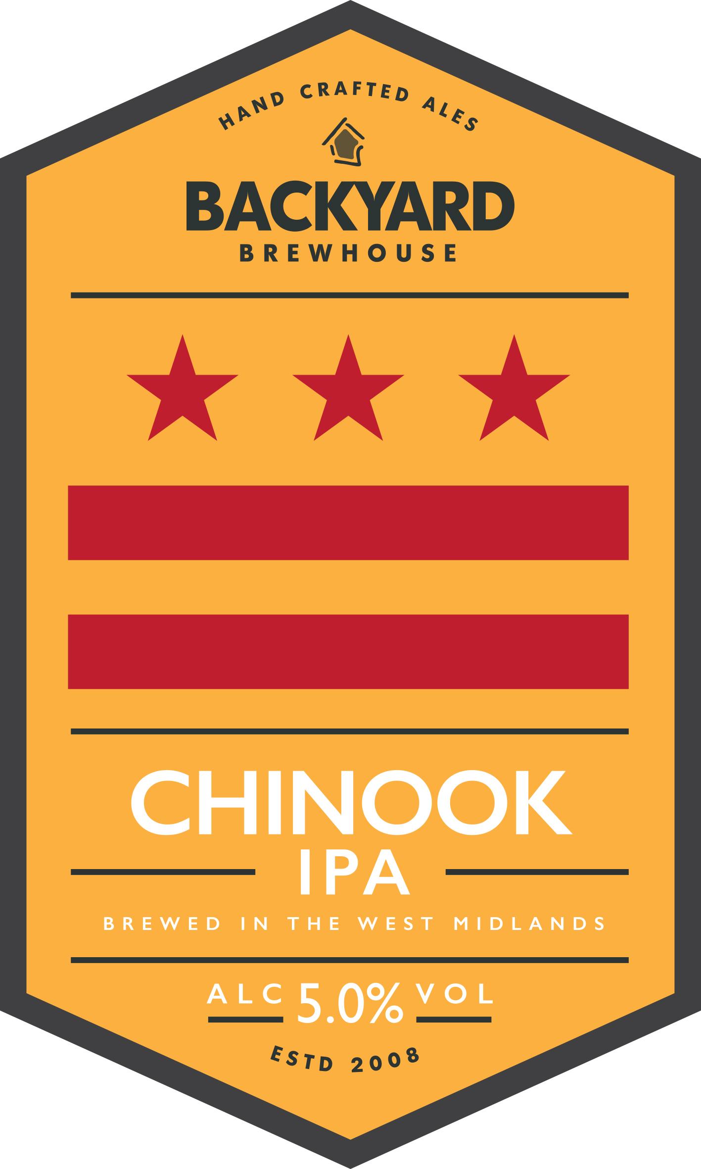 Chinook Bottle 500ml