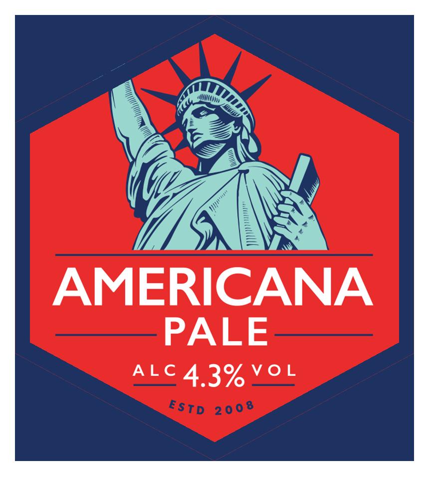 Americana Mini Keg