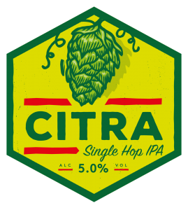 Citra Bottle