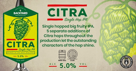 Citra Bottle 500ml