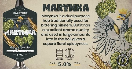 Marynka Mini Keg