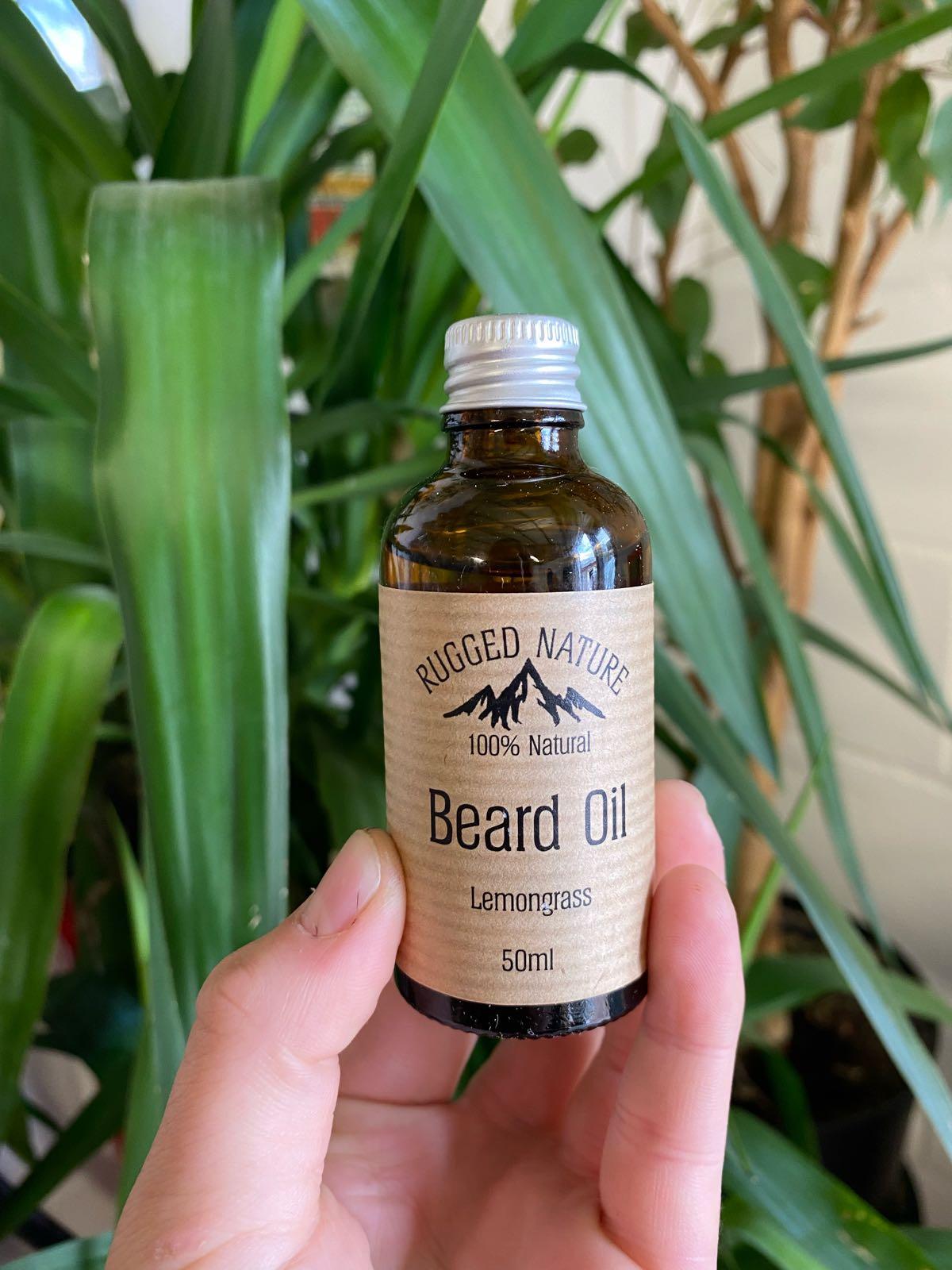 Beard Oil | Rugged Nature
