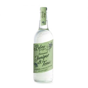 Belvoir Fruit Farms - Gin & Tonic - utan alkohol 750 ml