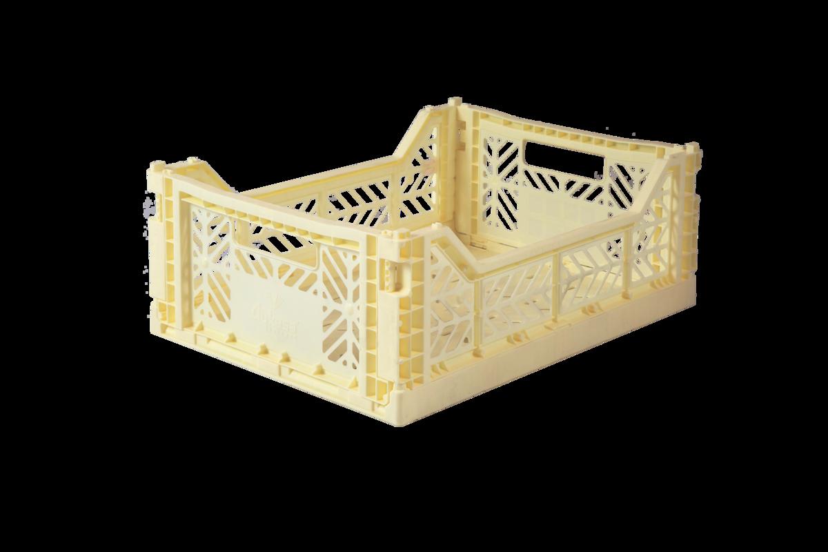 Aykasa plastbox midi 40x30 cream